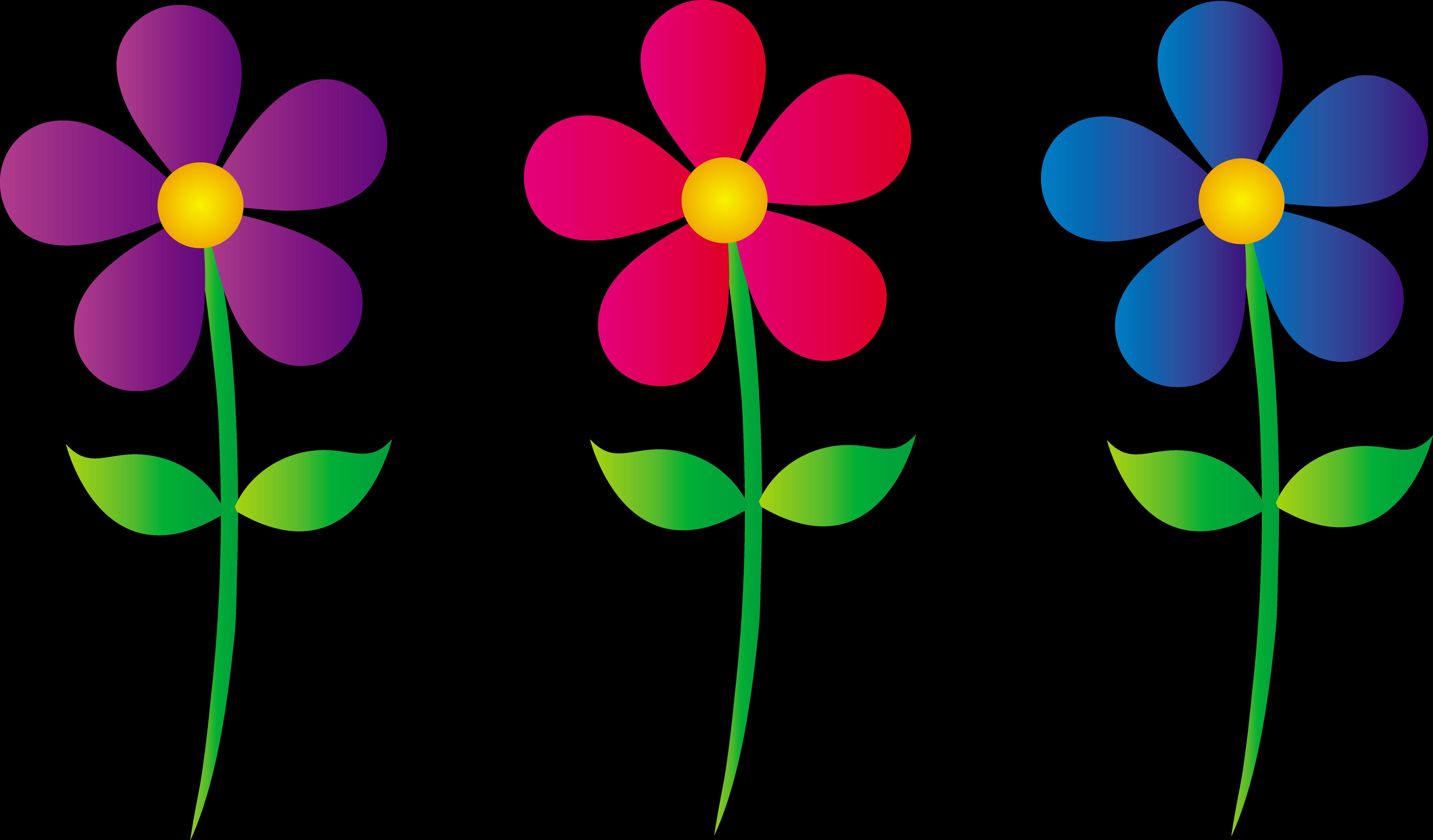 Flower clip art flowers. Clipart free garden