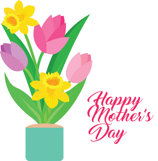 Flower clipart happy mothers day. Flowers portal