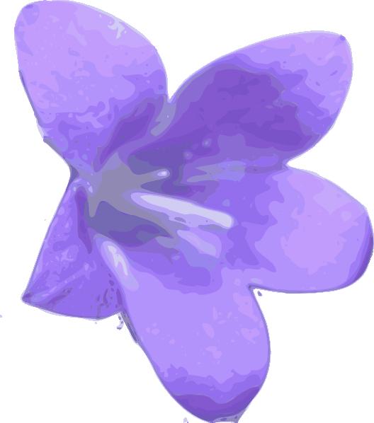 Lavender clipart delphinium. Flower clip art at