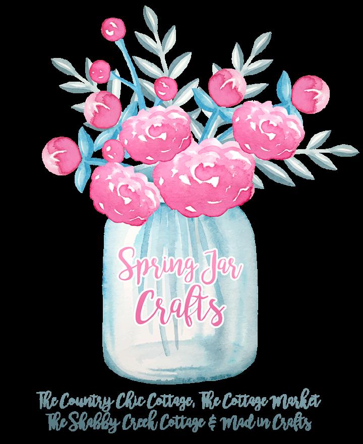 Free printable farmhouse floral. Clipart flowers mason jar