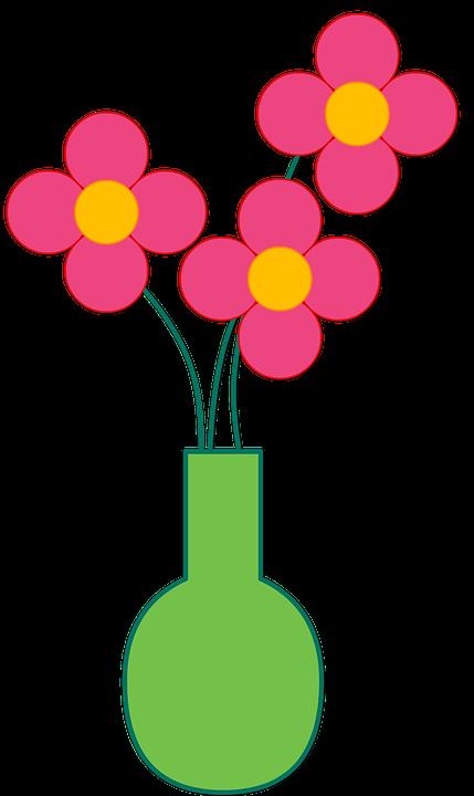 Clipart flowers mason jar. Vase drawing clip art