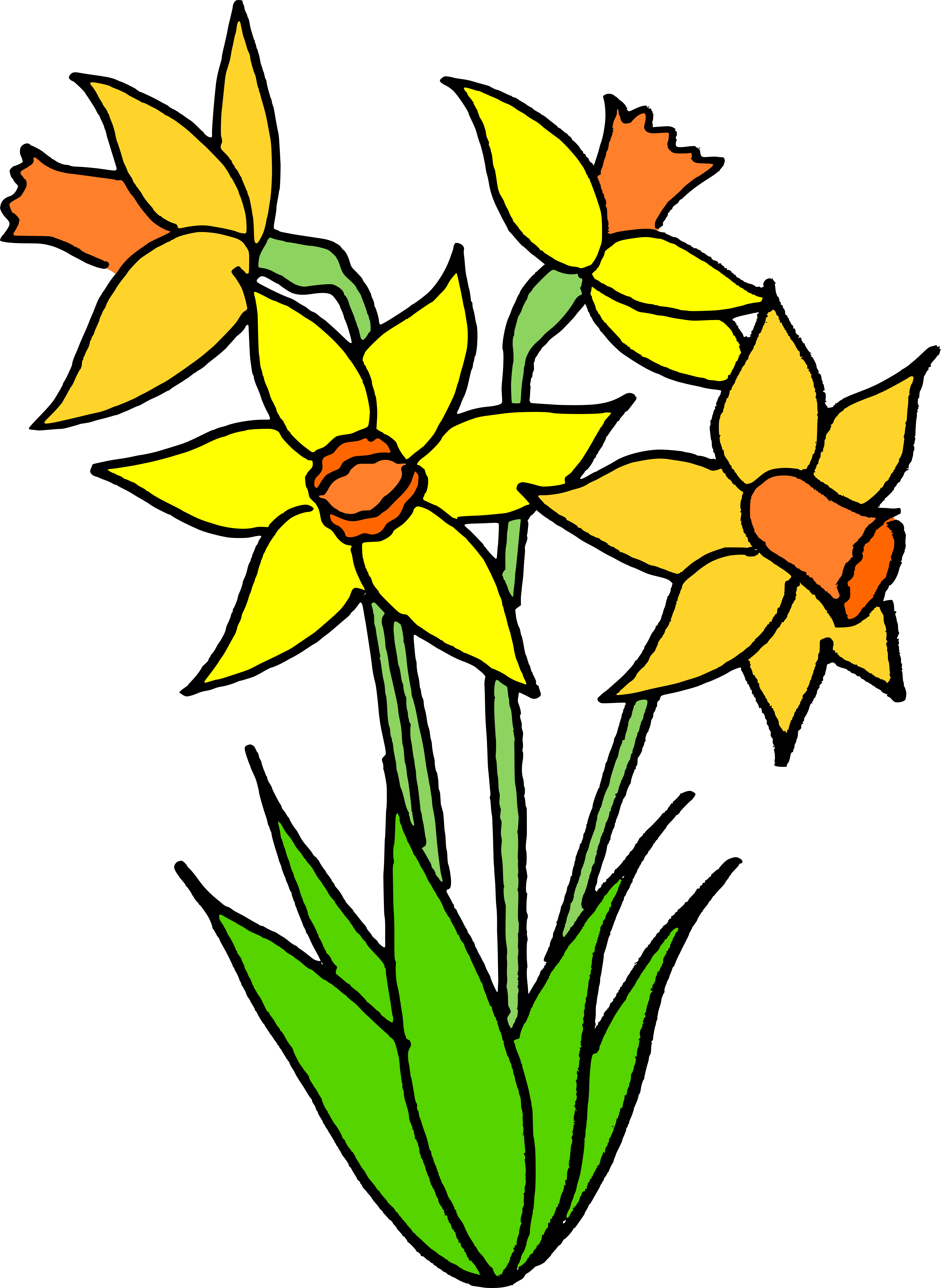 Flowers clipart name. That flower answers the