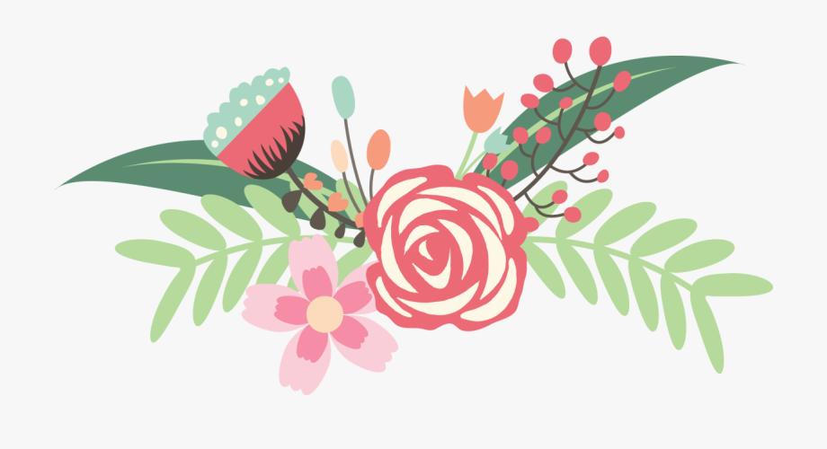 Clip art floral png. Clipart flower pastel