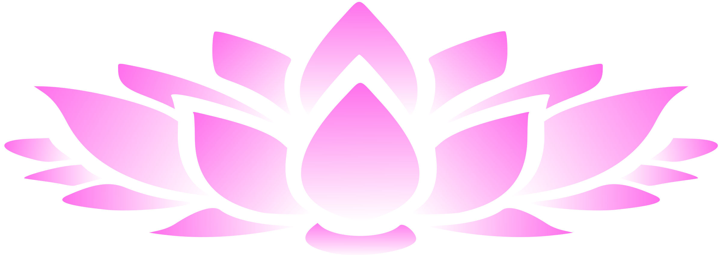 collection of png. Lotus clipart cute