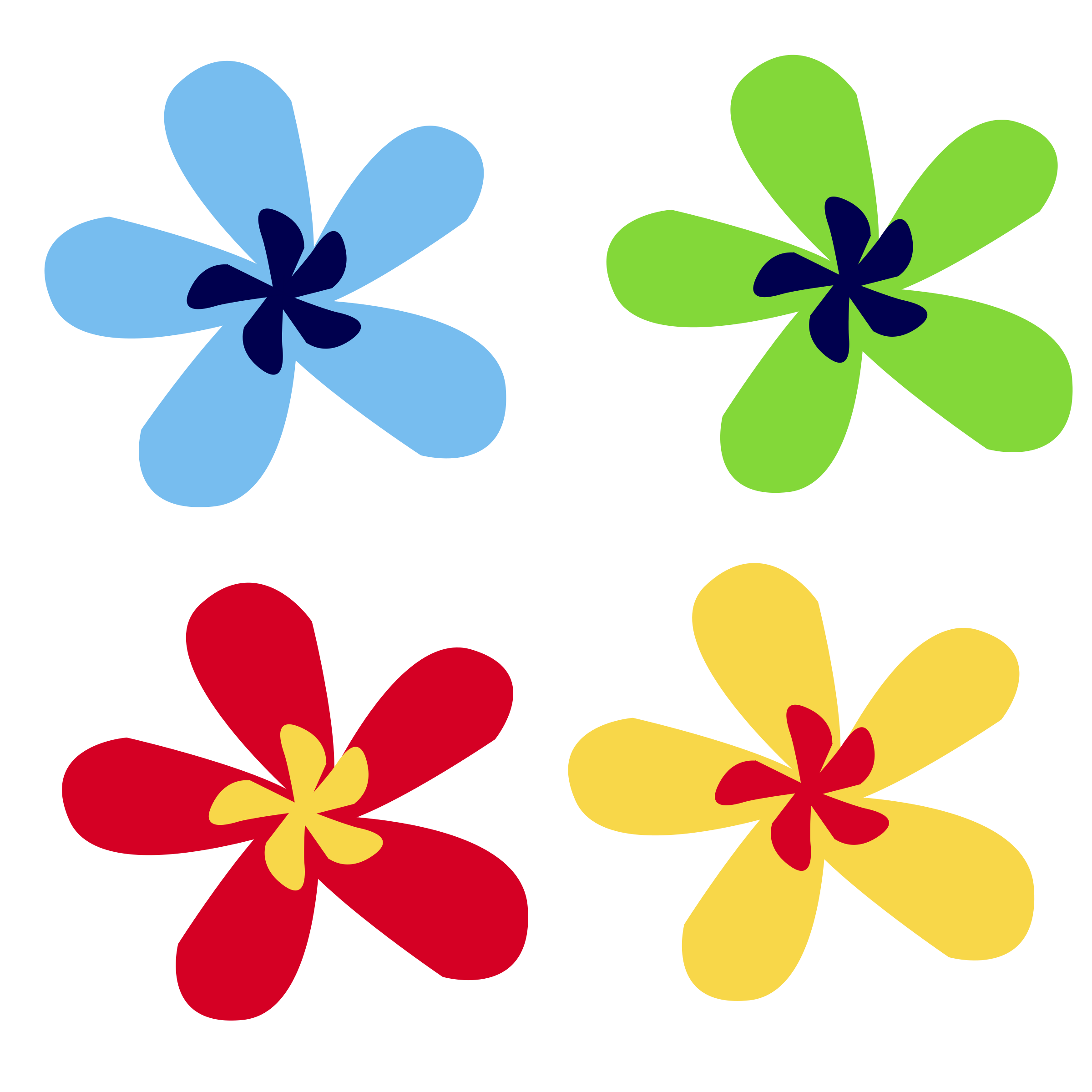 Clipart Flowers Design Clipart Flowers Design Transparent Free