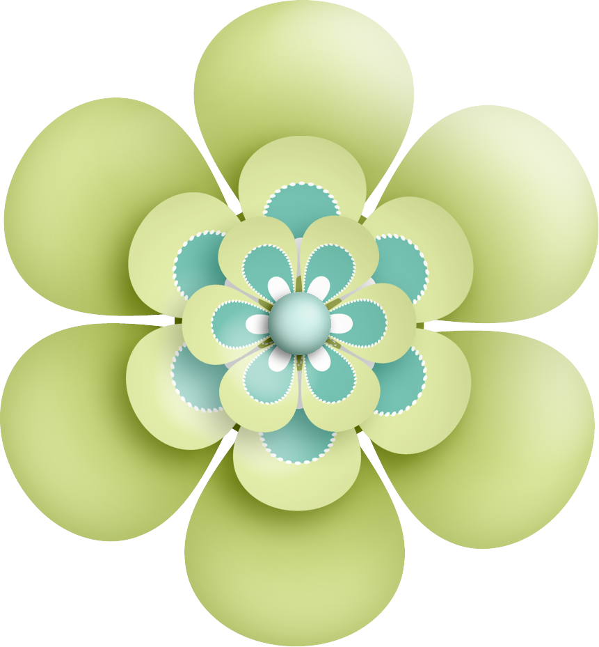 Flower clipart scrapbook. Ch b imagenes variadas