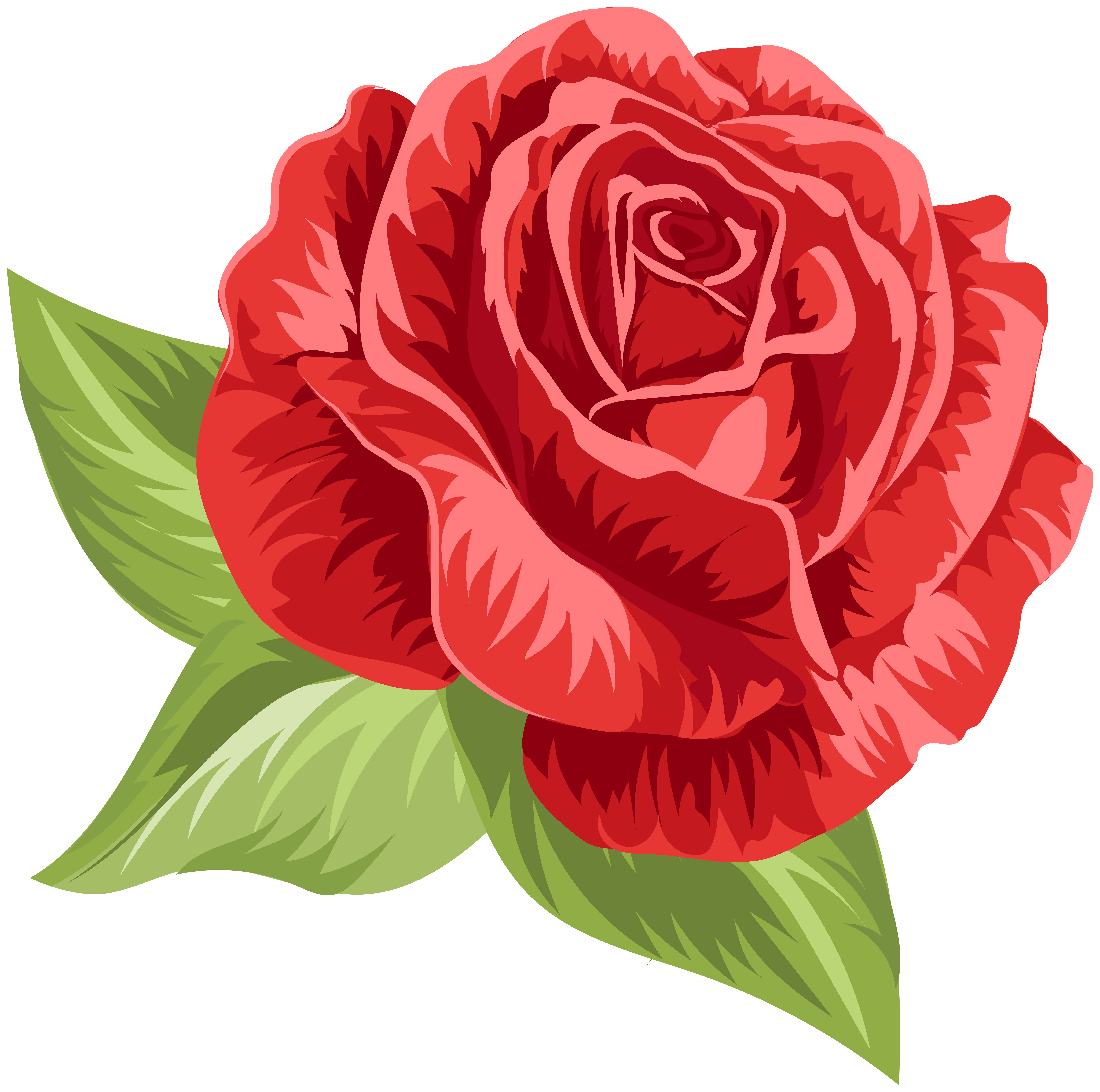 Potato clipart high re. Red vintage rose png