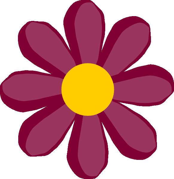 daisy clipart springtime flower