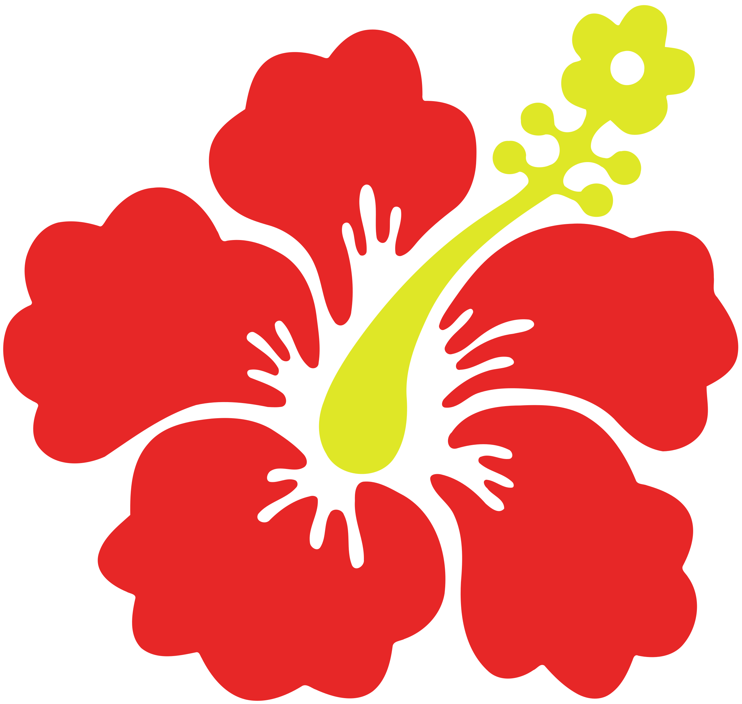 Flower clipart tropical. Big image png
