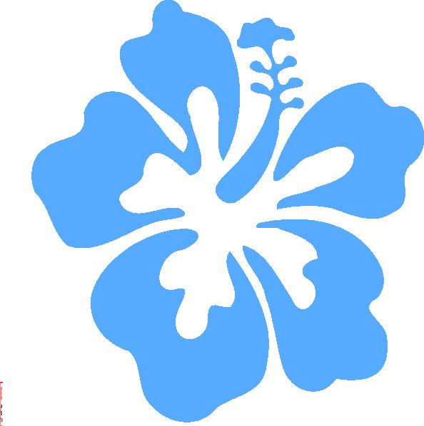Hydrangea clipart vector. Coral hibiscus clip art