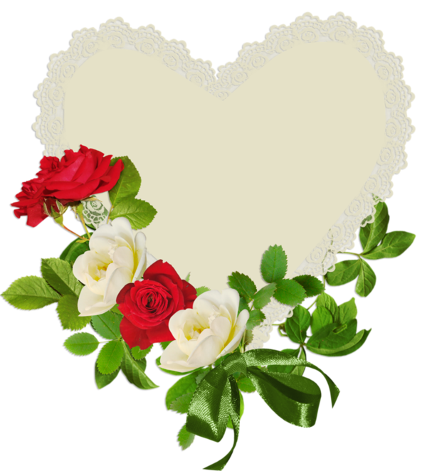 Clipart flower tub. Coeur tube png hearts