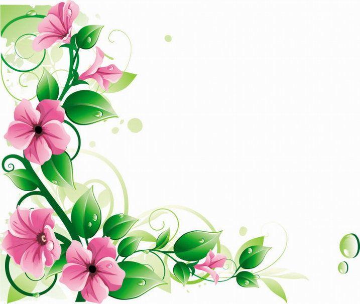 Vines clipart flowering vine. Flower clip art flowers