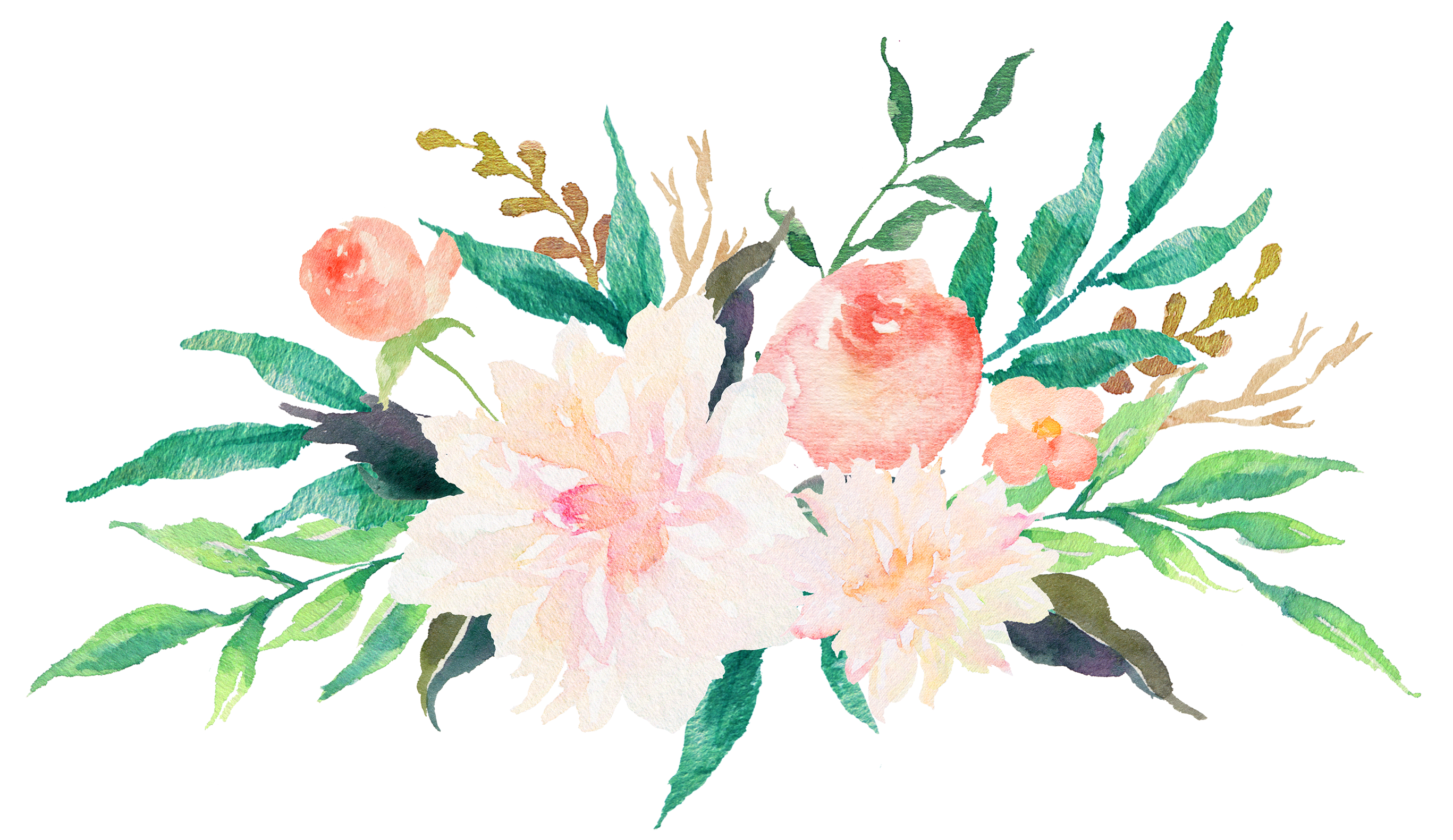 Peonies clipart pastel. Wedding invitation watercolor painting