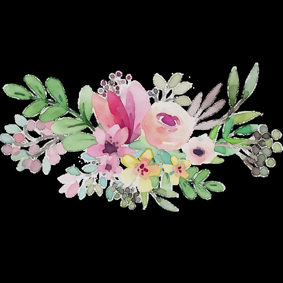 Wedding Flowers Tumblr: Clipart Flowers Wedding Invitation, Clipart Flowers