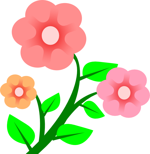 Flower cartoon png. Pictures of flowers animated