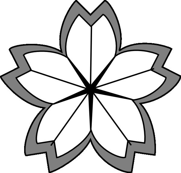 Cherry crest clip art. Flowers clipart apple blossom