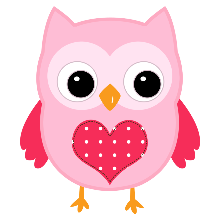 Sunglasses clipart girly. Valentine cute minus owl