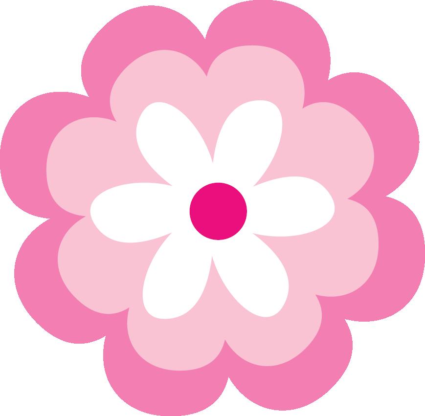 Pictures flower clip art. Floral clipart pastel