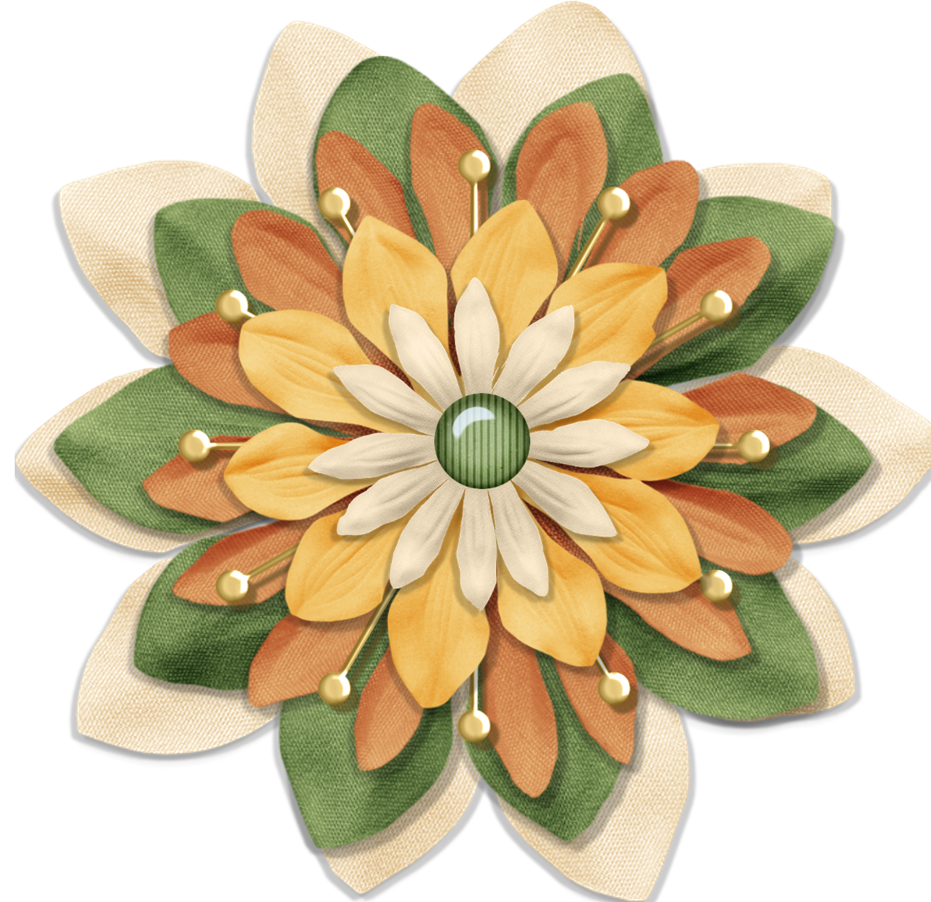 flores clip art. Flower clipart scrapbook