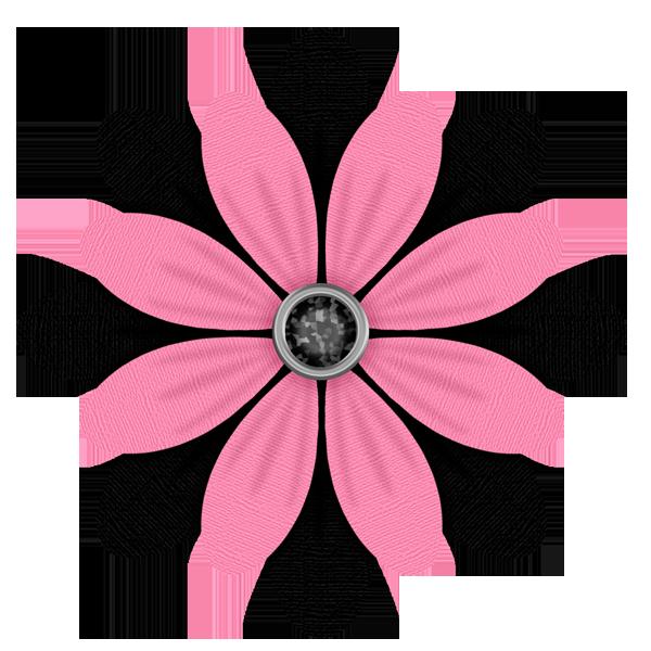 Lacarolita beautiful emotion flower. Scrapbook clipart button