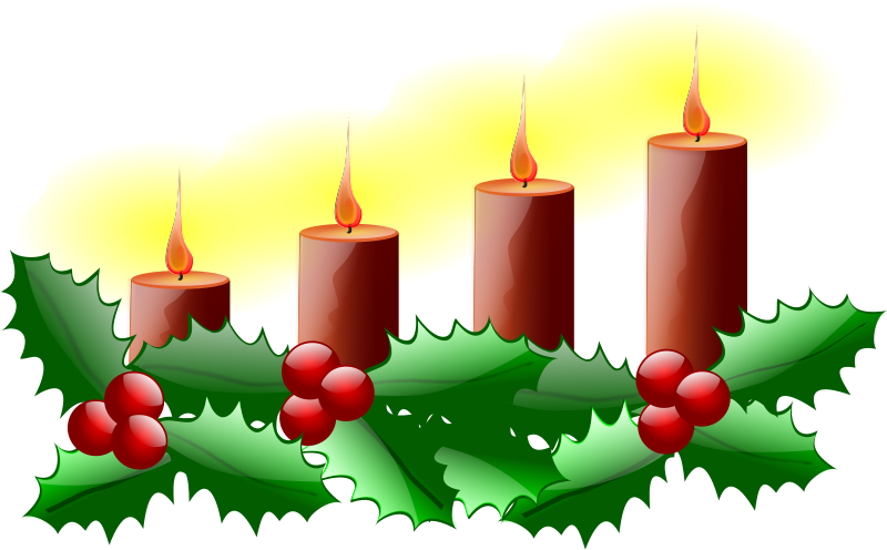 Advent clipart third. Free fourth sunday of