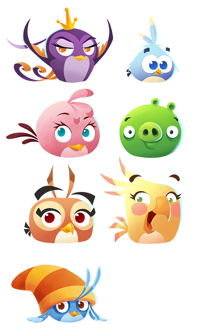 Lead artist for angry. January clipart cold bird