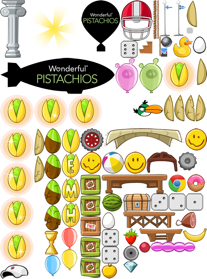 Golden pistachio sprites fanon. Spaceship clipart angry birds star wars
