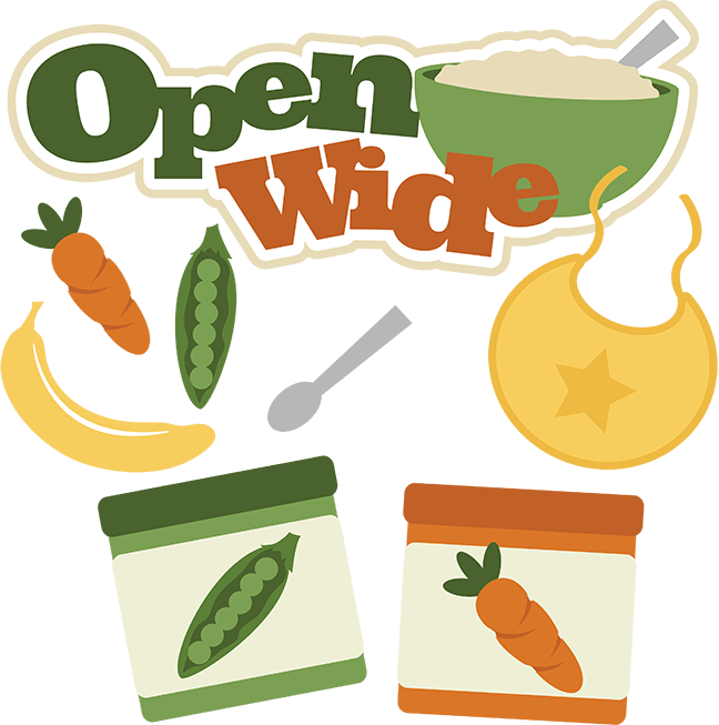 Food . Foods clipart baby