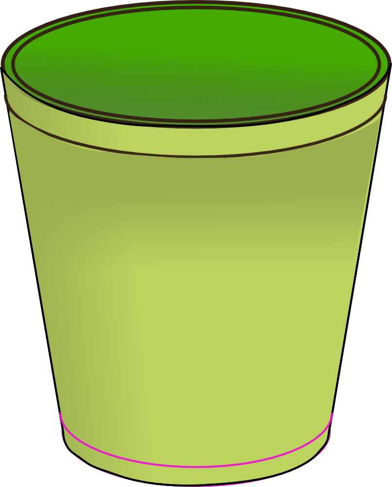 Water clipart bin. Onlinelabels clip art details