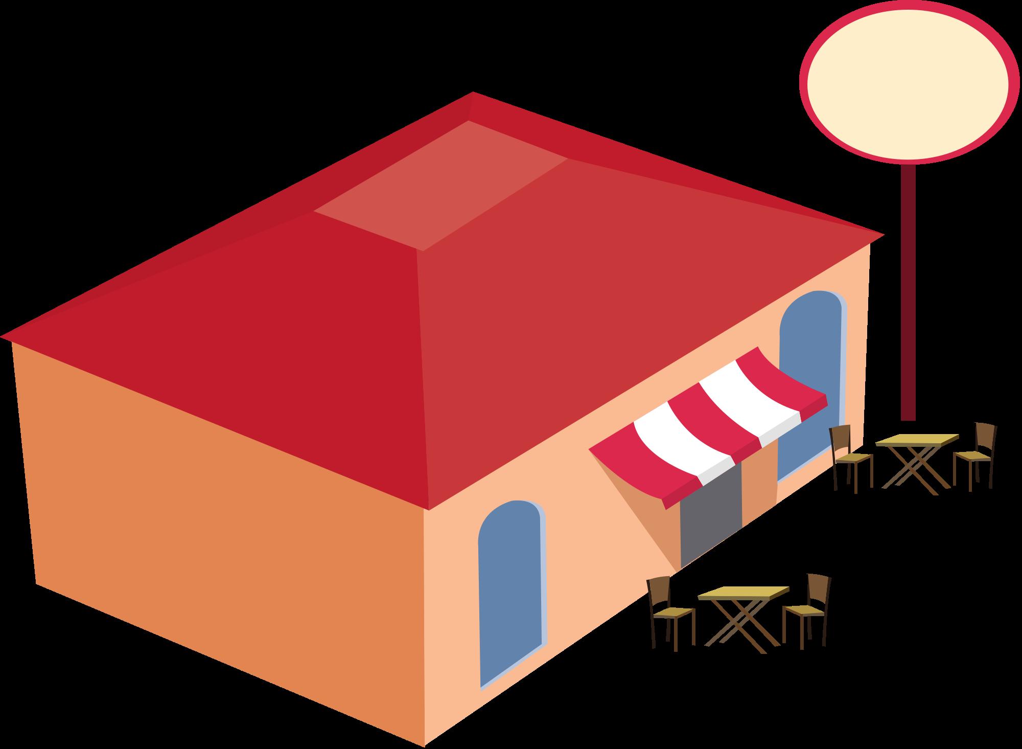 File building clip art. Logo clipart restaurant