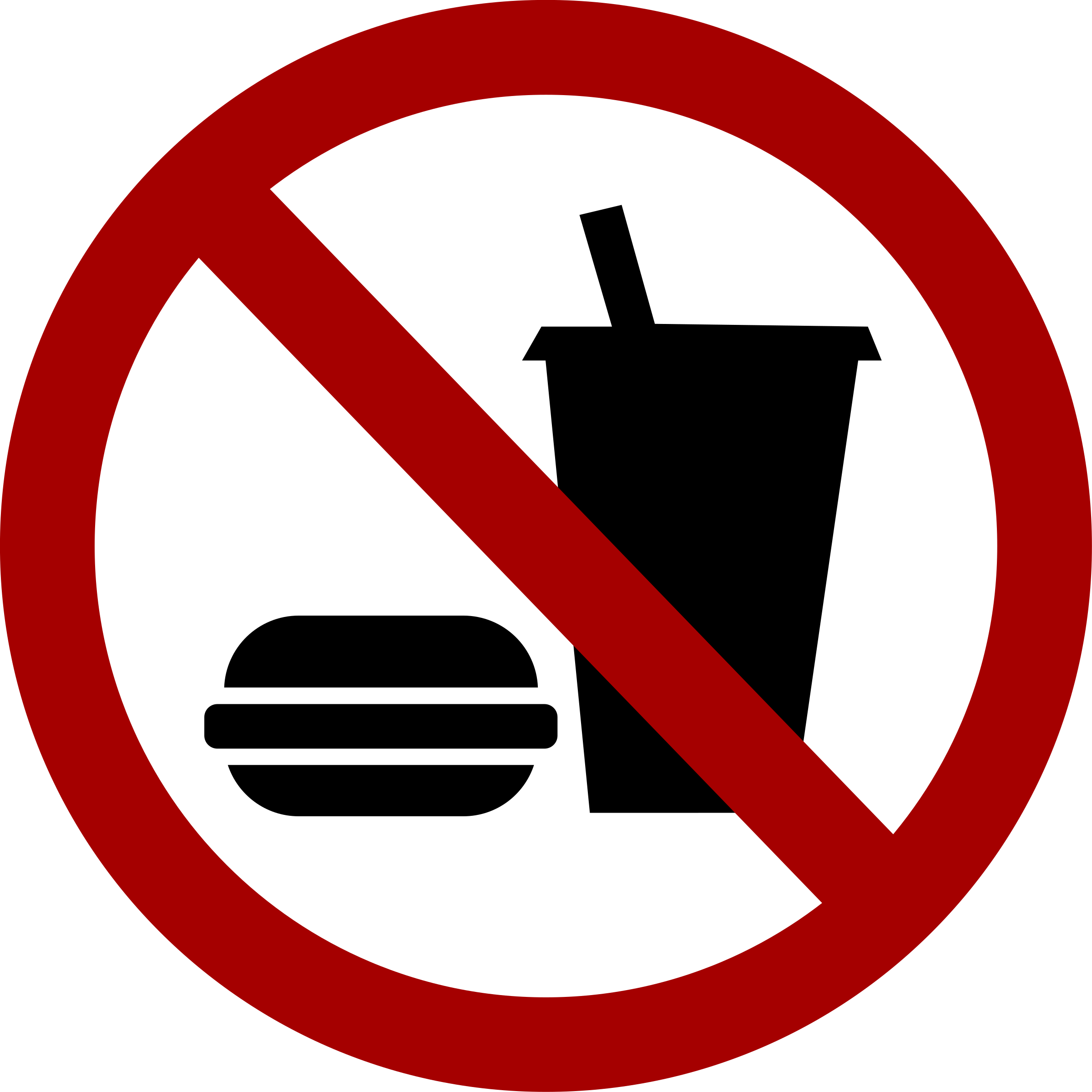 Drinking clipart food. No or drink group