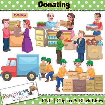 Donations clip art . Clipart food charity