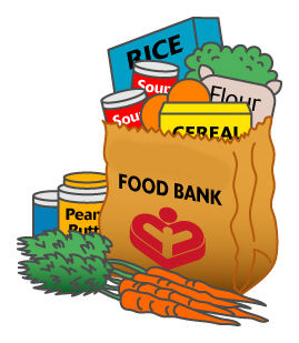 Clipart food charity. Donations free download best