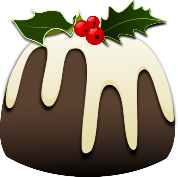 Mail clipart christmas mail. Pudding clip art at