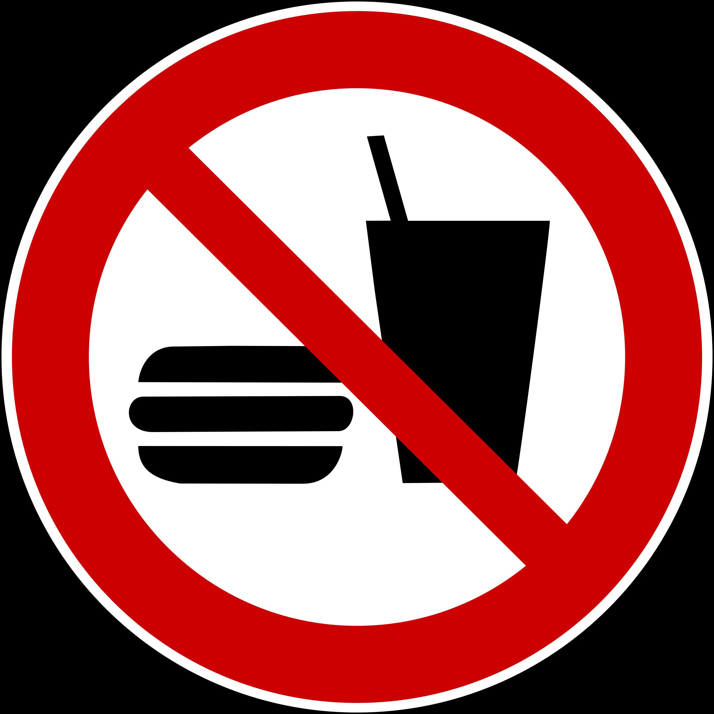 Food clipart circle. No fast big image