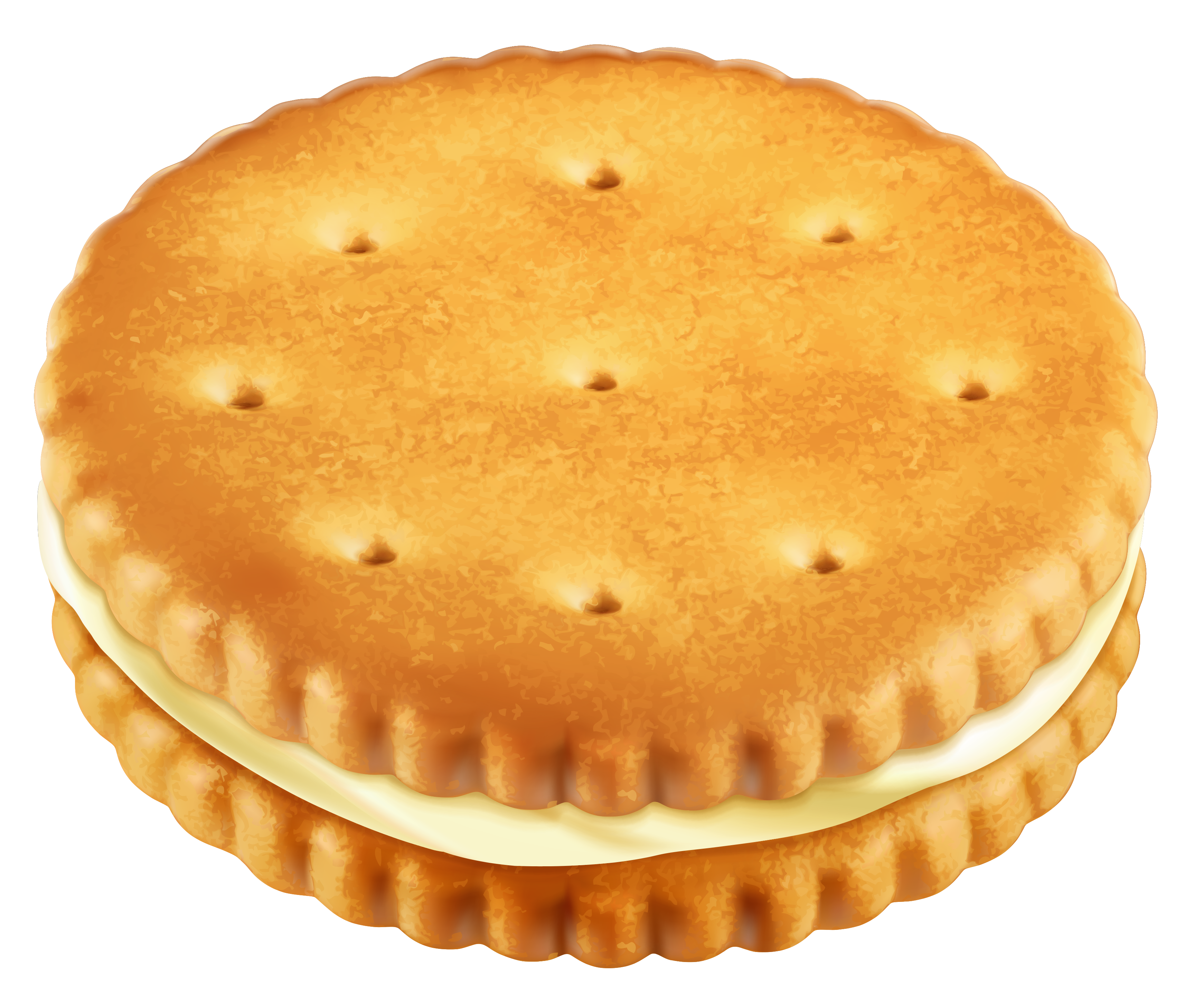 Food clipart cracker. Sandwich biscuit png picture