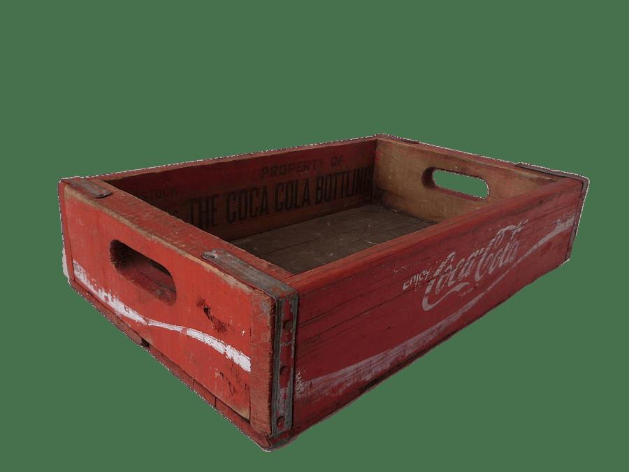 Clipart food crate. Long vintage coca cola