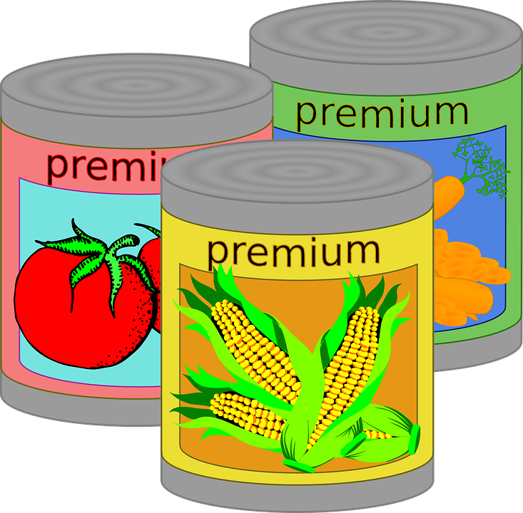 Foods clipart non perishable. Annual canned food drive