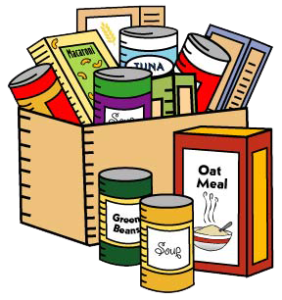 Free pantry cliparts download. Donation clipart food bank