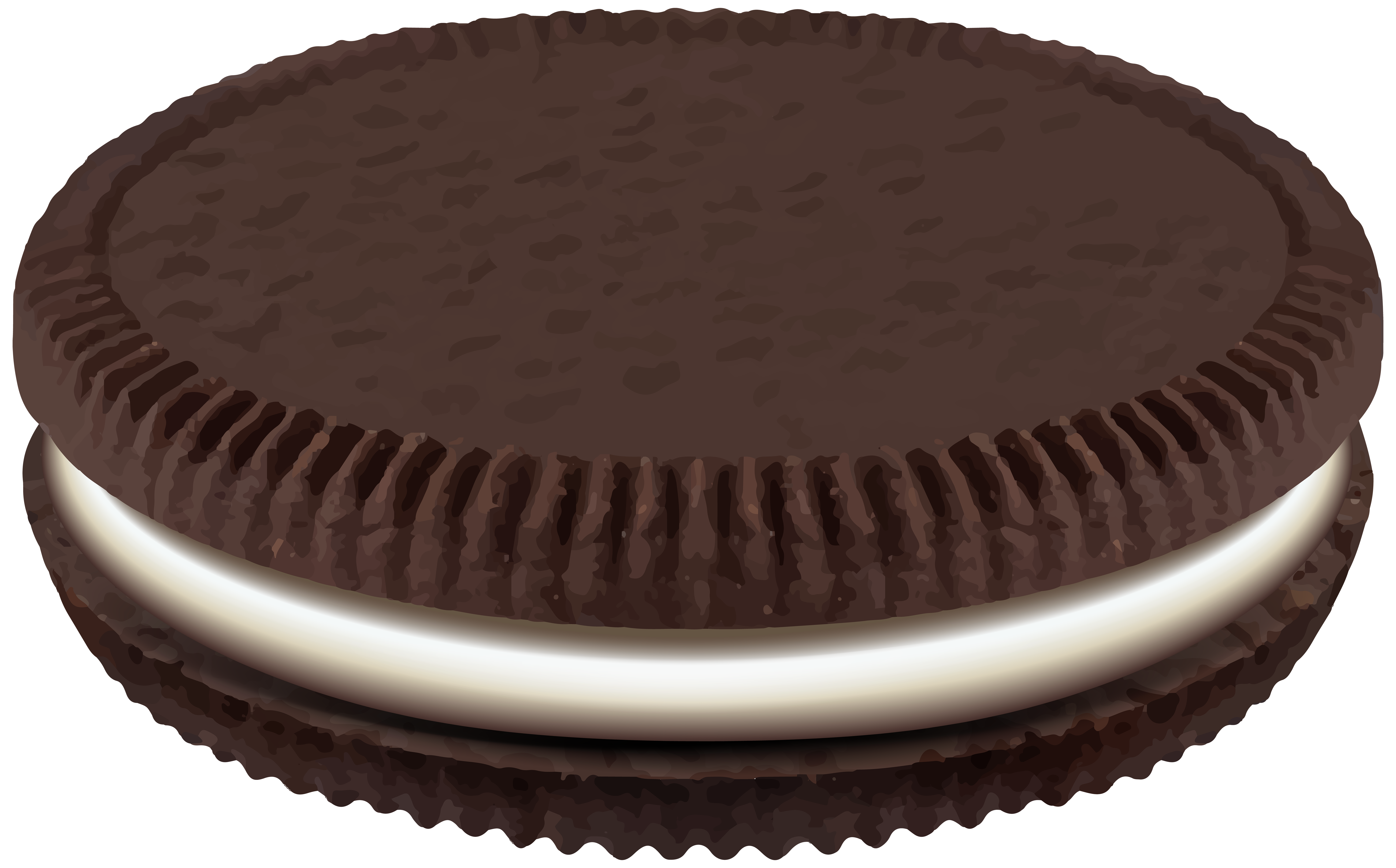 Desserts clipart snack. Chocolate sandwich biscuit png