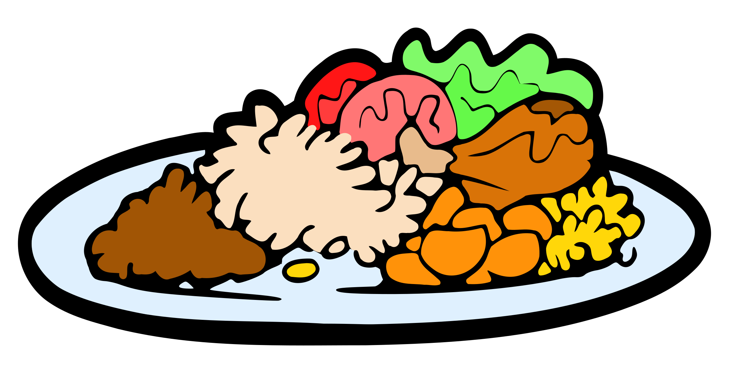 huge freebie download. Wednesday clipart fellowship meal