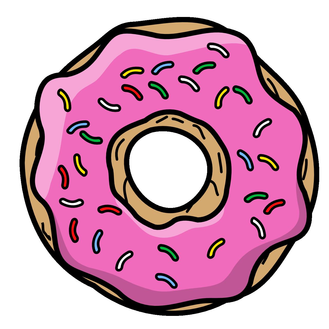 Doughnut clipart food. Donut icon web icons
