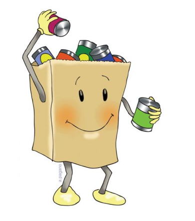 Drive clip art from. Donation clipart holiday food