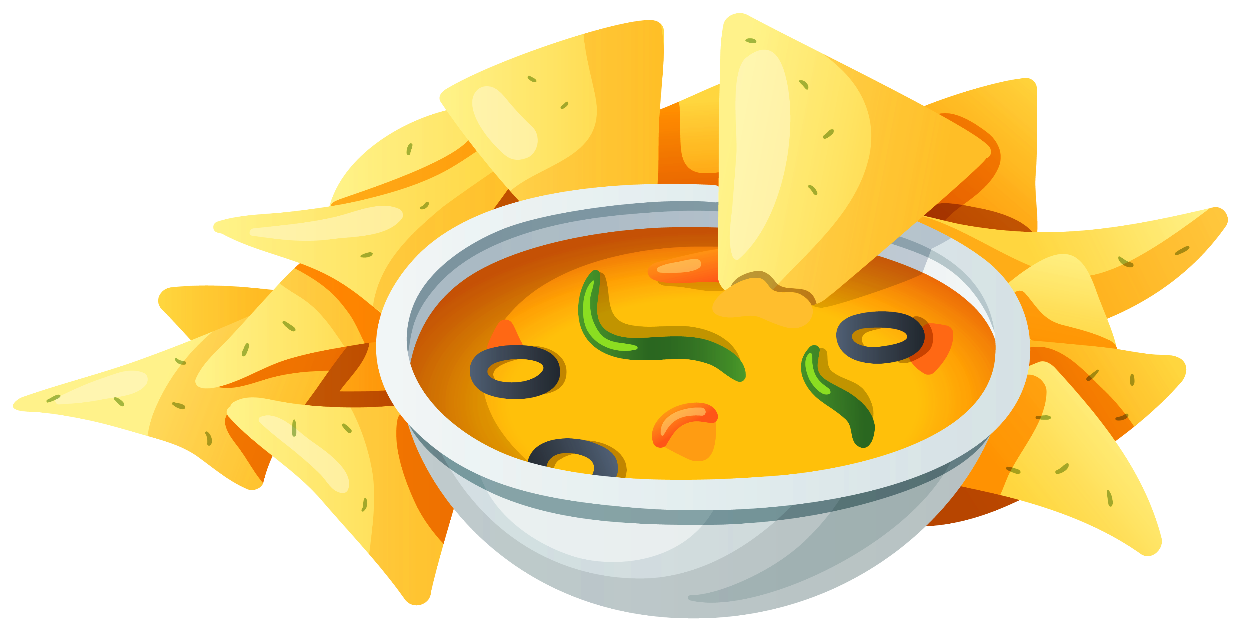 Dinner clipart cute. Mexican soup png image