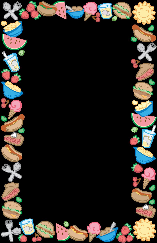 Foods clipart frame. Heart background food transparent