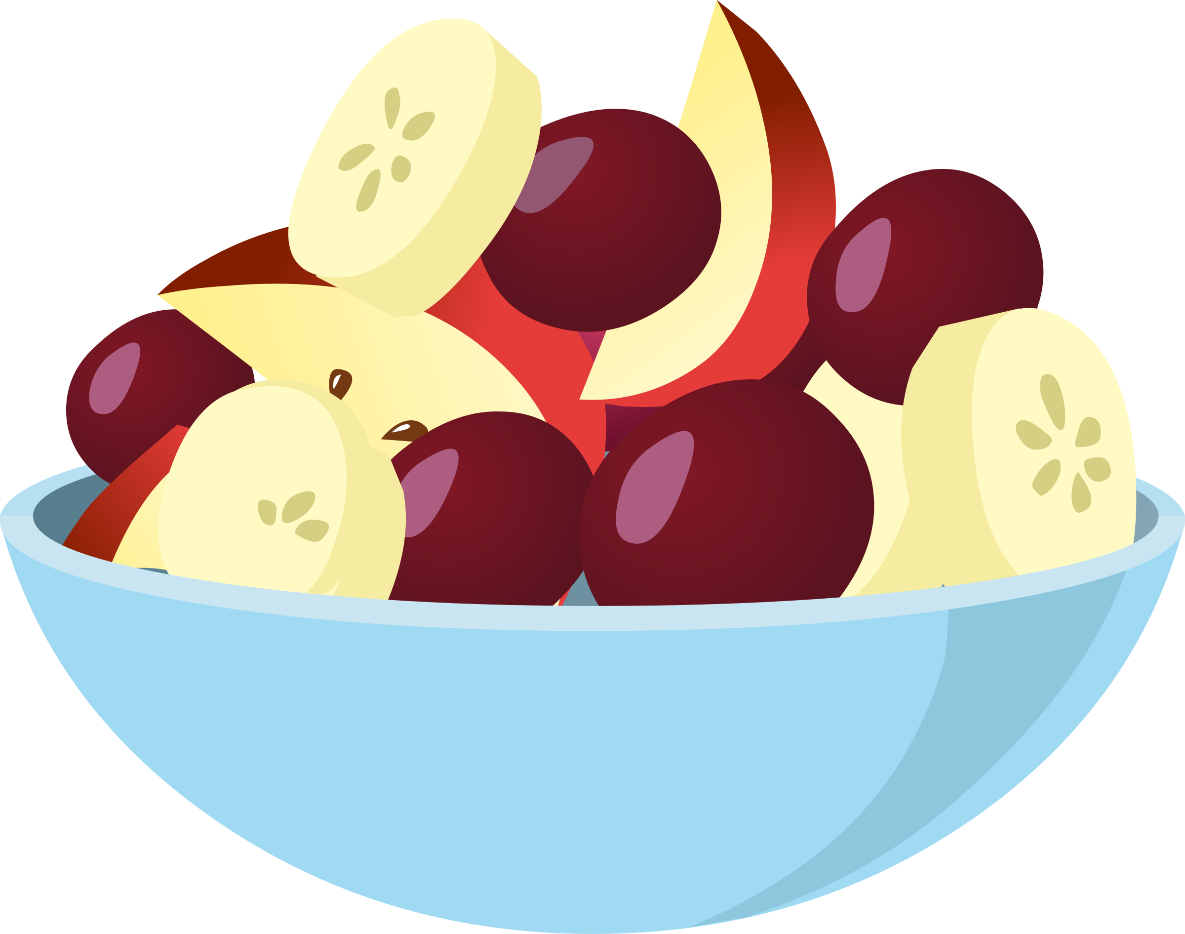 clipart fruit fruit salad