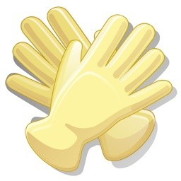 Gloves clipart safety glove. Clip art igxlz kid