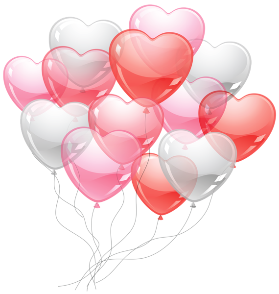 Clipart food heart. Baloons png picture valentine