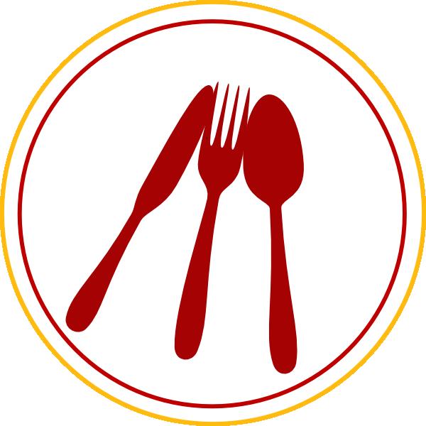 Menu restaurant utensil