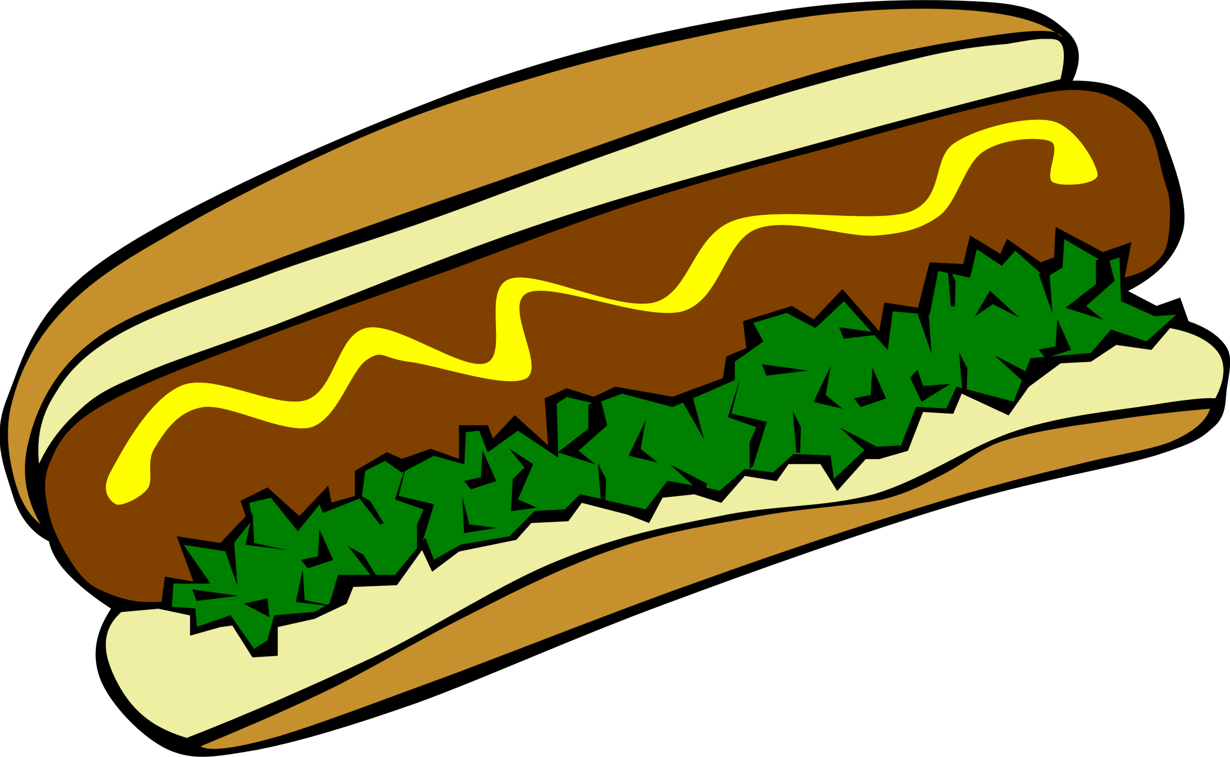 Clipart food lunch. Fast dinner hot dog